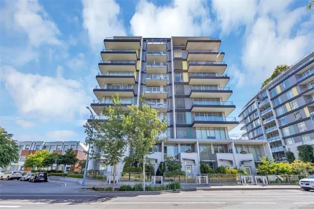 379 Tyee Rd #504, Victoria, BC V9A 0B4 (MLS #878638) :: Pinnacle Homes Group