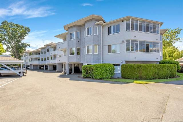 3921 Shelbourne St #303, Saanich, BC V8P 4H9 (MLS #878640) :: Pinnacle Homes Group