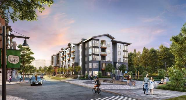 940 Reunion Ave #418, Langford, BC V9B 2X5 (MLS #878649) :: Pinnacle Homes Group