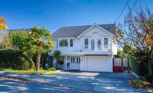 531 Dalton St, Victoria, BC V9B 4B1 (MLS #878695) :: Pinnacle Homes Group