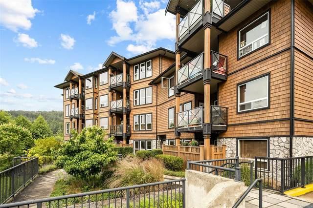 101 Nursery Hill Dr #205, View Royal, BC V9B 0H5 (MLS #878713) :: Pinnacle Homes Group
