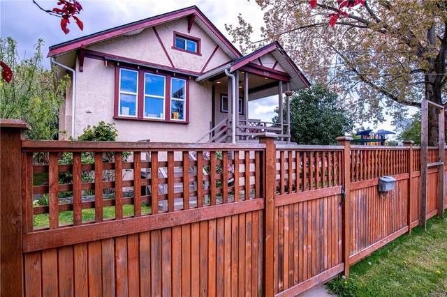 518 Sumas St, Victoria, BC V8T 4S3 (MLS #878728) :: Pinnacle Homes Group