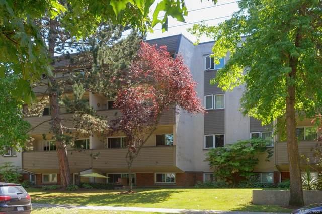 909 Pembroke St #302, Victoria, BC V8V 1Y4 (MLS #878809) :: Pinnacle Homes Group