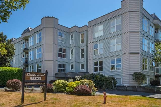 1201 Hillside Ave #405, Victoria, BC V8T 2B1 (MLS #878817) :: Pinnacle Homes Group