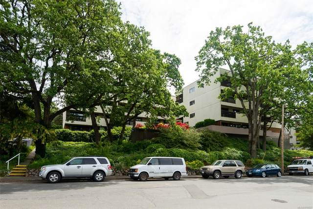 3277 Glasgow Ave #410, Saanich, BC V8X 1M3 (MLS #878827) :: Day Team Realty