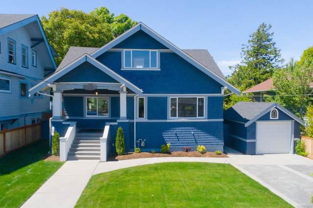 166 Robertson St, Victoria, BC V8S 3X1 (MLS #878831) :: Pinnacle Homes Group