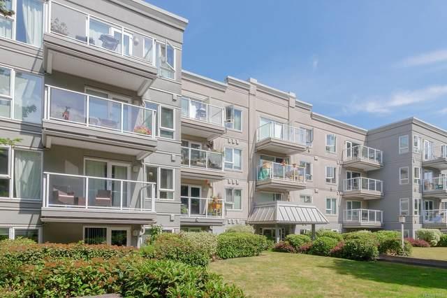 2647 Graham St #309, Victoria, BC V8T 3Y8 (MLS #878832) :: Pinnacle Homes Group