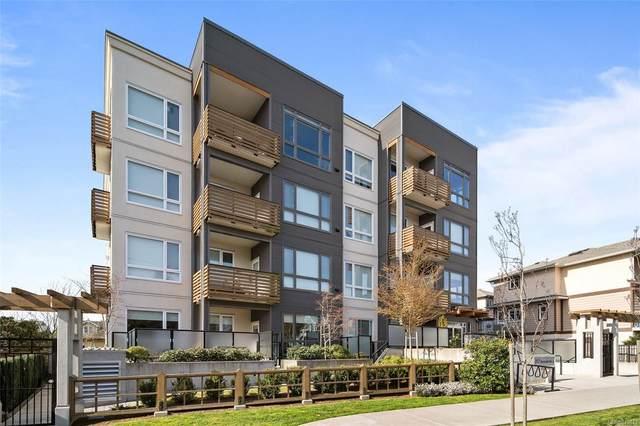 317 Burnside Rd E #203, Victoria, BC V9A 1A6 (MLS #878844) :: Pinnacle Homes Group