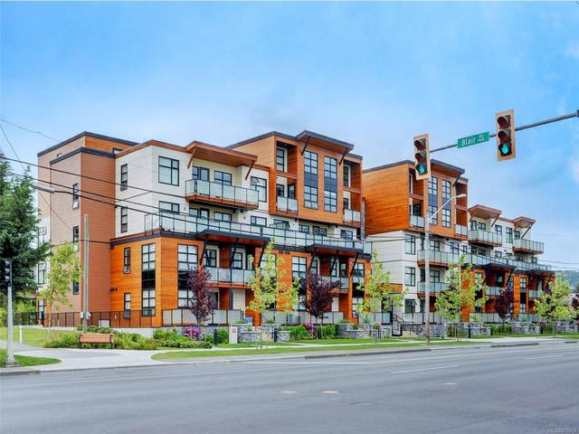 4000 Shelbourne St #301, Saanich, BC V8N 3E4 (MLS #878849) :: Pinnacle Homes Group