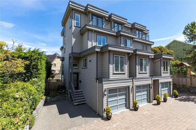 118 Dallas Rd #4, Victoria, BC V8V 1A3 (MLS #878865) :: Pinnacle Homes Group