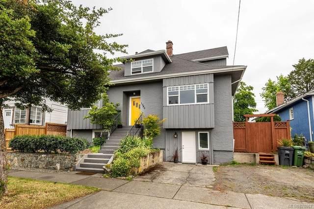 1040 Empress Ave, Victoria, BC V8T 1P2 (MLS #878867) :: Pinnacle Homes Group