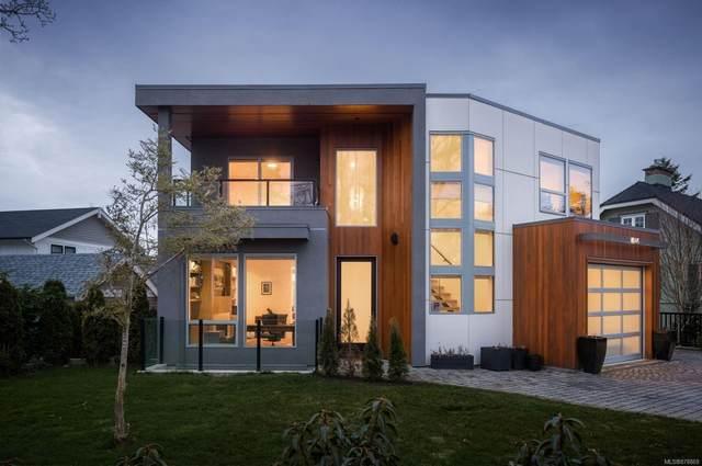 806 Foul Bay Rd, Victoria, BC V8S 4H5 (MLS #878869) :: Pinnacle Homes Group