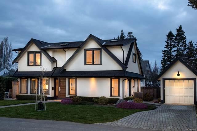 893 Victoria Ave, Oak Bay, BC V8Y 1X5 (MLS #878878) :: Pinnacle Homes Group