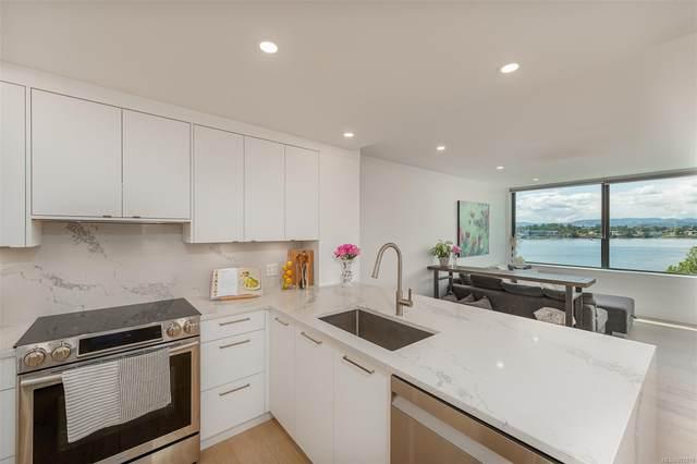 104 Dallas Rd #504, Victoria, BC V8V 1A3 (MLS #878879) :: Pinnacle Homes Group