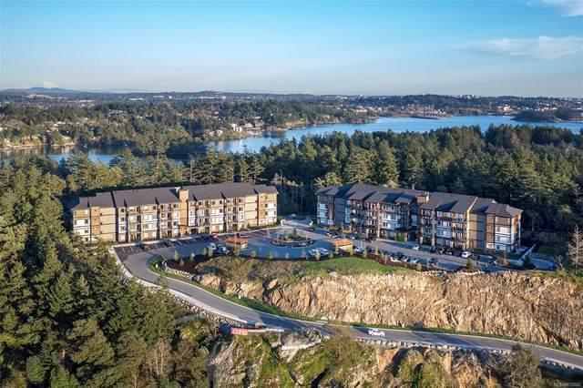 286 Wilfert Rd #303, View Royal, BC V9C 0H6 (MLS #878880) :: Pinnacle Homes Group