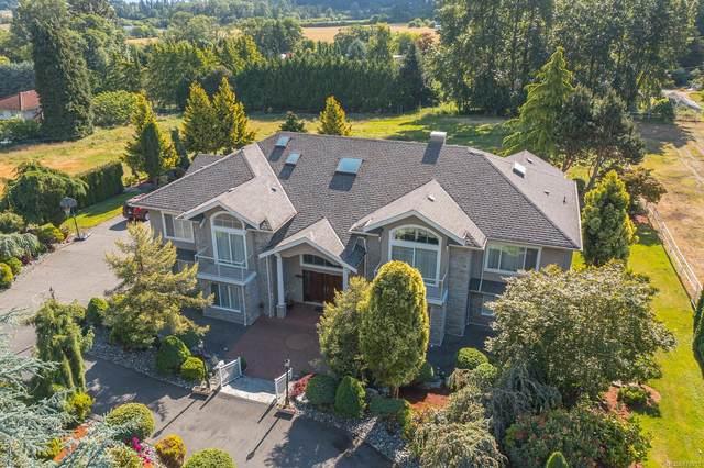 5549 Alderley Rd, Saanich, BC V8Y 1Y2 (MLS #878910) :: Pinnacle Homes Group