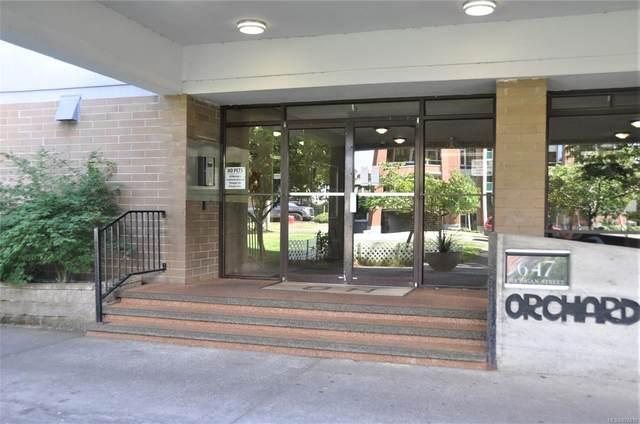 647 Michigan St #607, Victoria, BC V8V 1S9 (MLS #878915) :: Pinnacle Homes Group