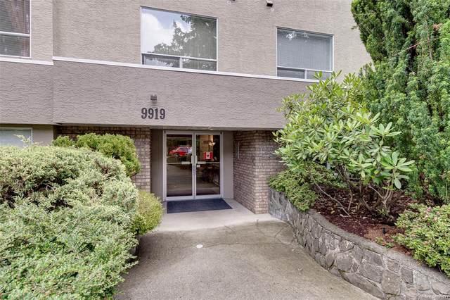 9919 Fourth St #309, Sidney, BC V8L 2Z6 (MLS #878917) :: Pinnacle Homes Group