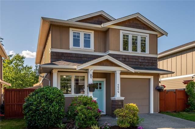 224 Traverse Close, Langford, BC V9B 0N9 (MLS #878950) :: Pinnacle Homes Group