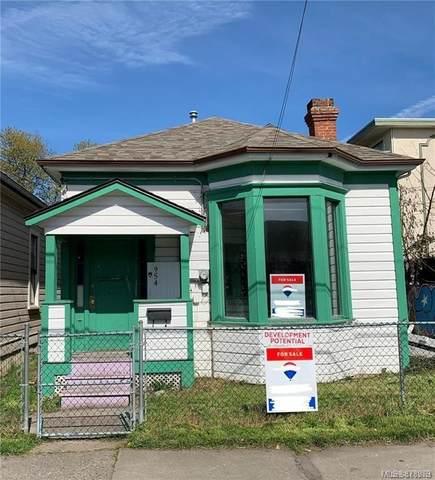 954 Mason St, Victoria, BC V8V 3B5 (MLS #878979) :: Pinnacle Homes Group