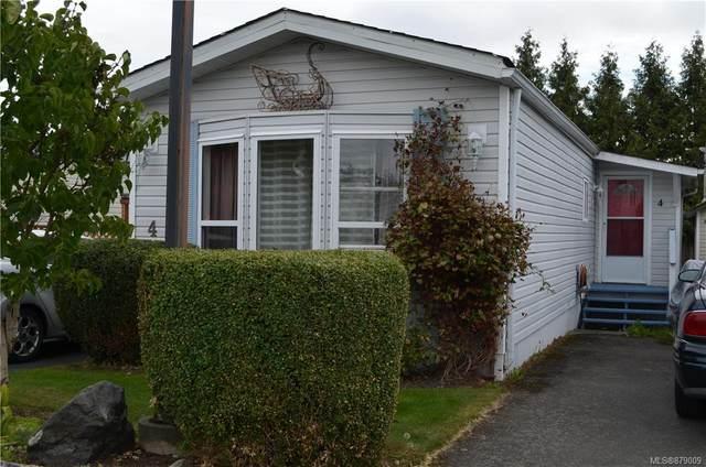 1581 Middle Rd #4, View Royal, BC V9A 0E4 (MLS #879009) :: Pinnacle Homes Group