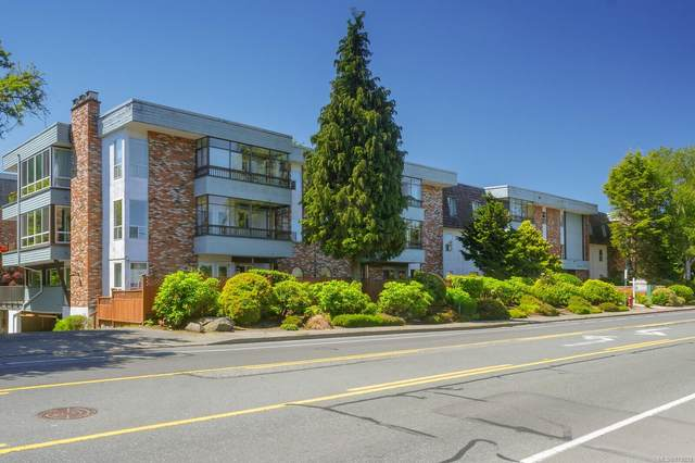 1725 Cedar Hill Cross Rd #203, Saanich, BC V8P 2P8 (MLS #879029) :: Pinnacle Homes Group