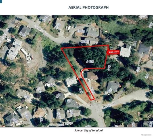 413B Coralee Pl, Langford, BC V9B 6C4 (MLS #879061) :: Pinnacle Homes Group