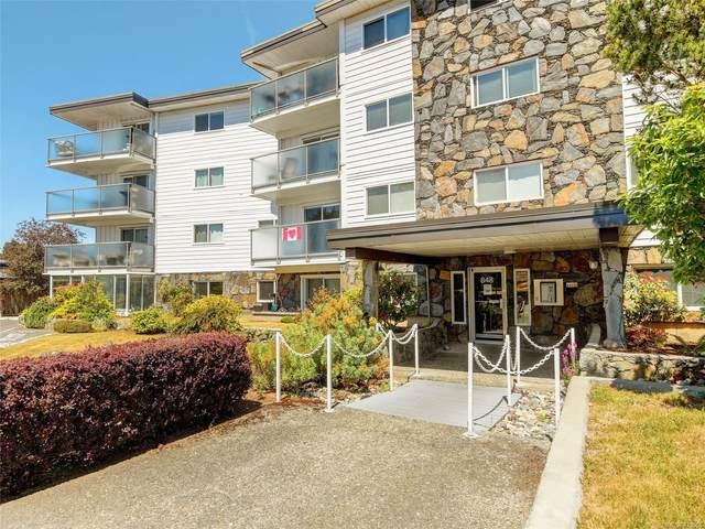 848 Esquimalt Rd #212, Esquimalt, BC V9A 6W9 (MLS #879068) :: Pinnacle Homes Group