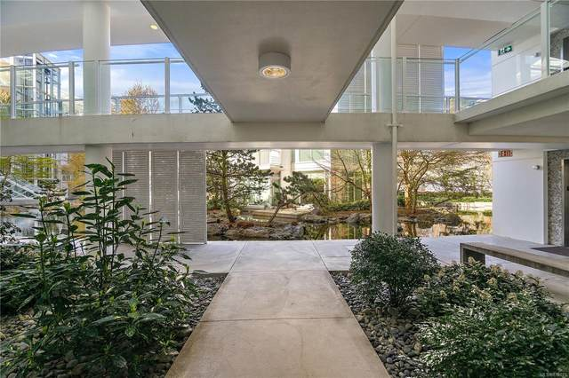 68 Songhees Rd #114, Victoria, BC V9A 0A3 (MLS #879073) :: Pinnacle Homes Group
