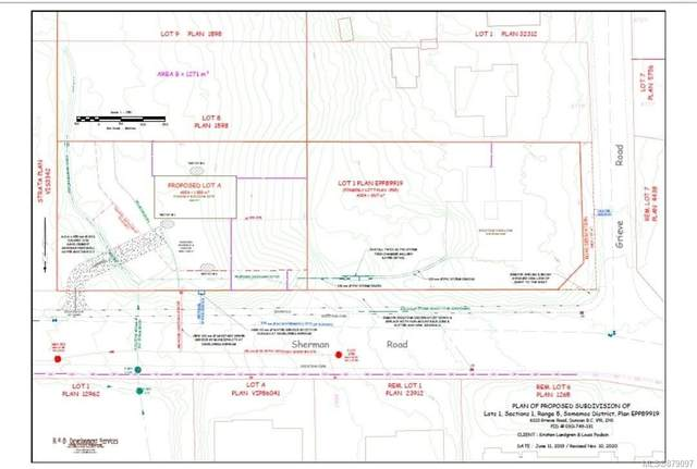 Lot A 6110 Grieve Rd Proposed, Duncan, BC V9L 2H1 (MLS #879097) :: Pinnacle Homes Group