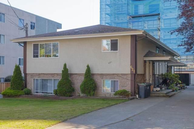 621 Constance Ave, Esquimalt, BC V9A 6N8 (MLS #879104) :: Pinnacle Homes Group