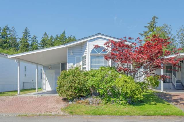 7583 Central Saanich Rd #106, Central Saanich, BC V8M 2B6 (MLS #879171) :: Day Team Realty