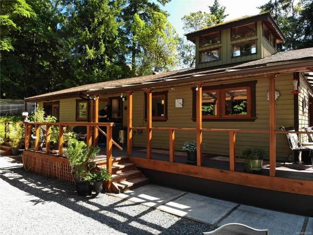158 Park Dr, Salt Spring Island, BC V8K 2R7 (MLS #879185) :: Pinnacle Homes Group