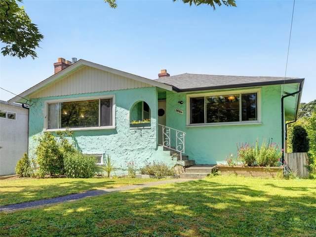 3064 Irma St, Victoria, BC V9A 1S6 (MLS #879202) :: Pinnacle Homes Group