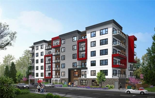 810 Orono Ave #501, Langford, BC V9B 2T9 (MLS #879203) :: Pinnacle Homes Group