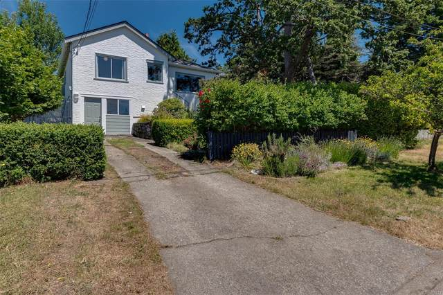 1034 Wollaston St, Esquimalt, BC V9A 5B4 (MLS #879211) :: Pinnacle Homes Group