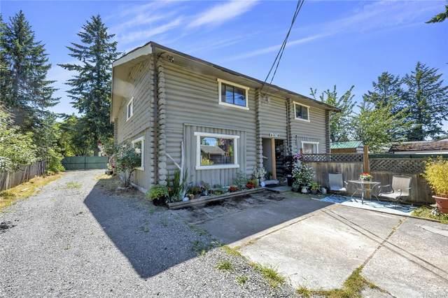 687 Mount View Ave A, Colwood, BC V9B 2B7 (MLS #879213) :: Pinnacle Homes Group