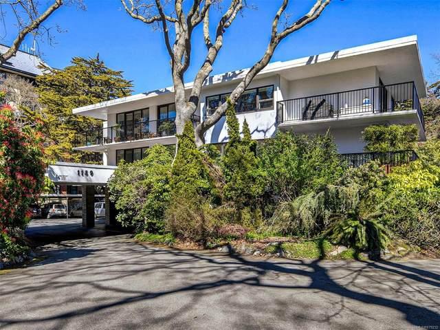 1159 Beach Dr #404, Oak Bay, BC V8S 2N2 (MLS #879232) :: Pinnacle Homes Group