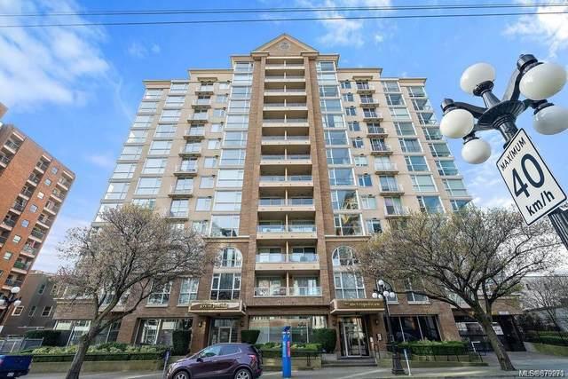 835 View St #1209, Victoria, BC V8W 3W8 (MLS #879271) :: Pinnacle Homes Group