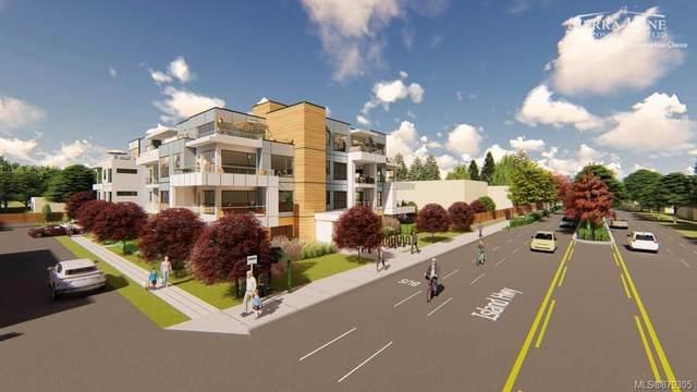 244 Island Hwy #403, View Royal, BC V9B 1G3 (MLS #879305) :: Pinnacle Homes Group