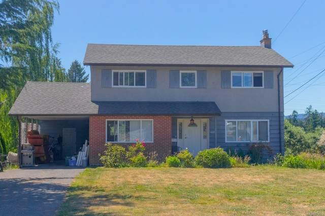 4226 Springridge Cres, Saanich, BC V8Z 4Y8 (MLS #879343) :: Pinnacle Homes Group