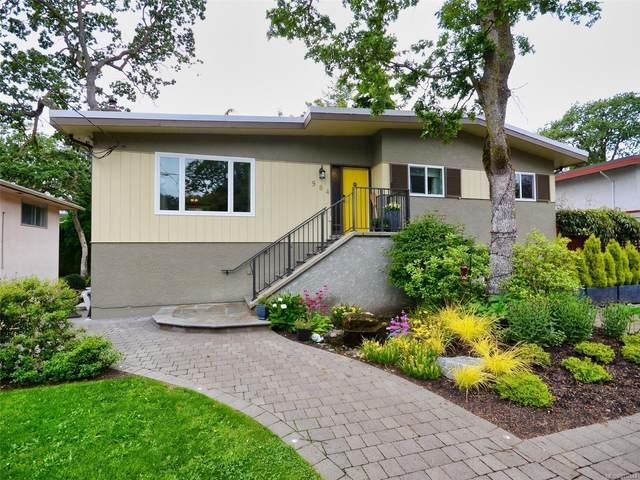984 Brighton Cres, Victoria, BC V8S 2G5 (MLS #879344) :: Pinnacle Homes Group