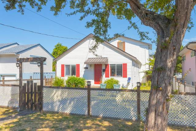 1450 Westall Ave, Victoria, BC V8T 2G5 (MLS #879425) :: Day Team Realty