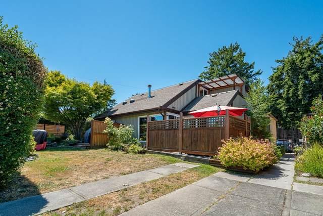 2306 Fernwood Rd, Victoria, BC V8T 2Z5 (MLS #879519) :: Day Team Realty