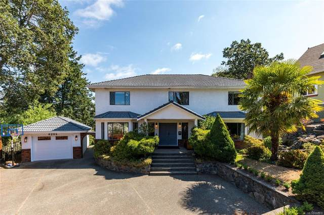 4295 Oakfield Cres, Saanich, BC V8X 4W4 (MLS #880018) :: Day Team Realty