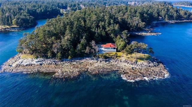 0 Sear Island, Gabriola Island, BC V0R 1X7 (MLS #880323) :: Pinnacle Homes Group