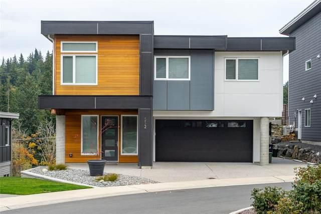 552 Ridge Pointe Pl, Colwood, BC V9C 0M3 (MLS #881679) :: Pinnacle Homes Group