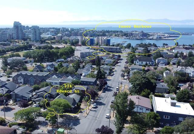 234 Edward St, Victoria, BC V9A 3E5 (MLS #881733) :: Call Victoria Home