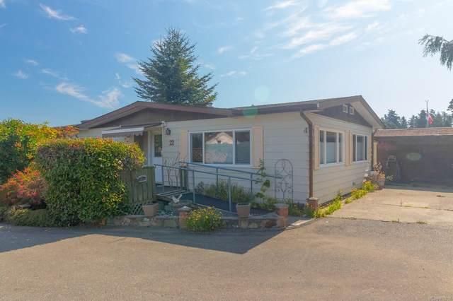 124 Cooper Rd #22, View Royal, BC V9A 7B3 (MLS #882058) :: Pinnacle Homes Group