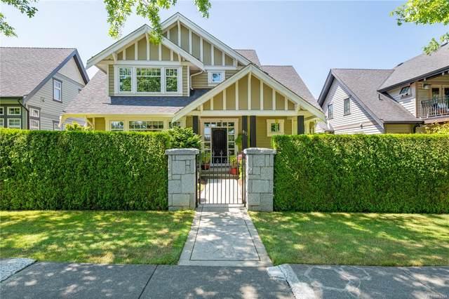 813 Memorial Ave, Qualicum Beach, BC V9K 2T4 (MLS #882194) :: Call Victoria Home